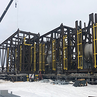 Modular and Skid Fabrication | Stratus Electrical