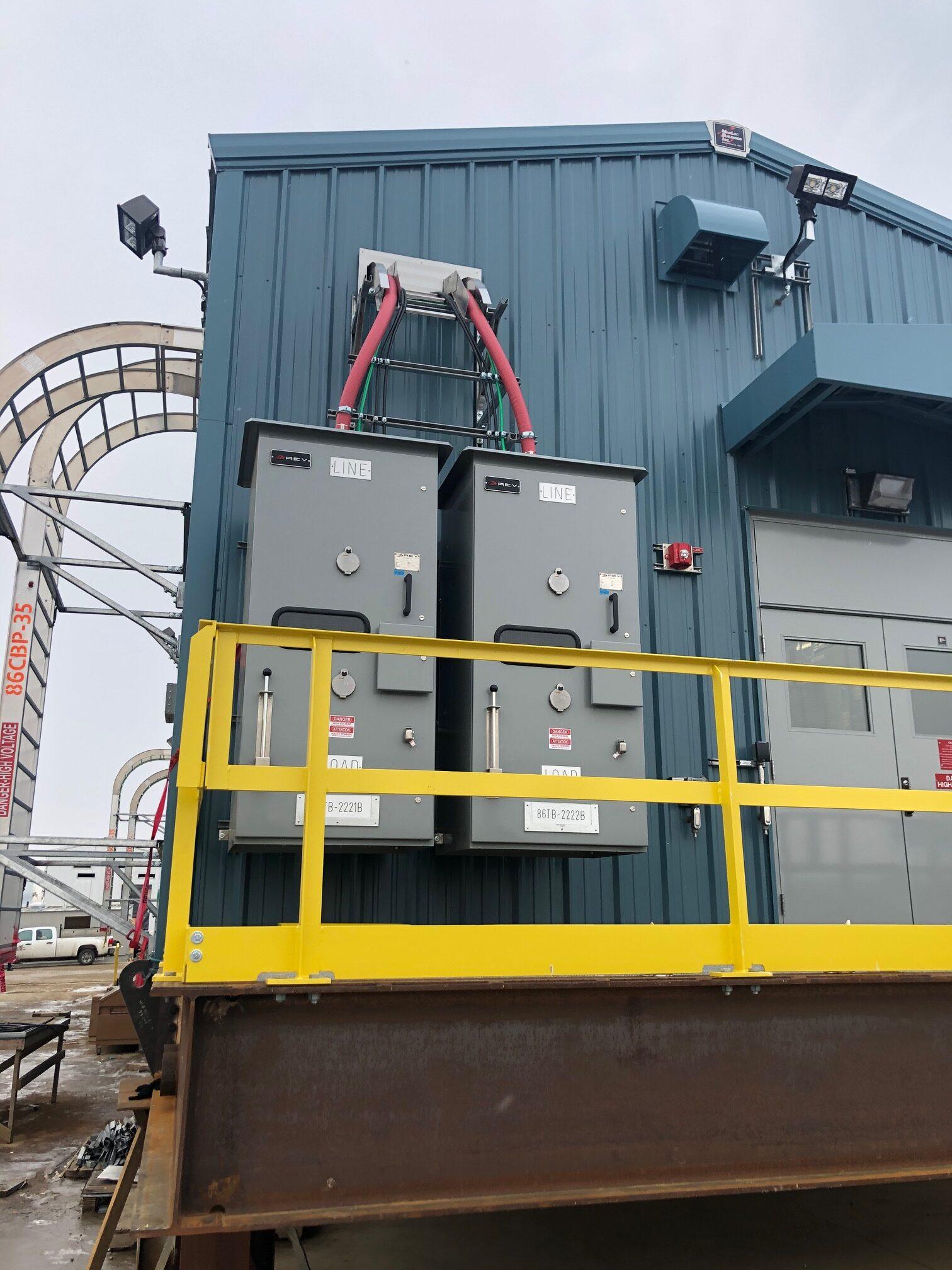 Siemens – Edmonton