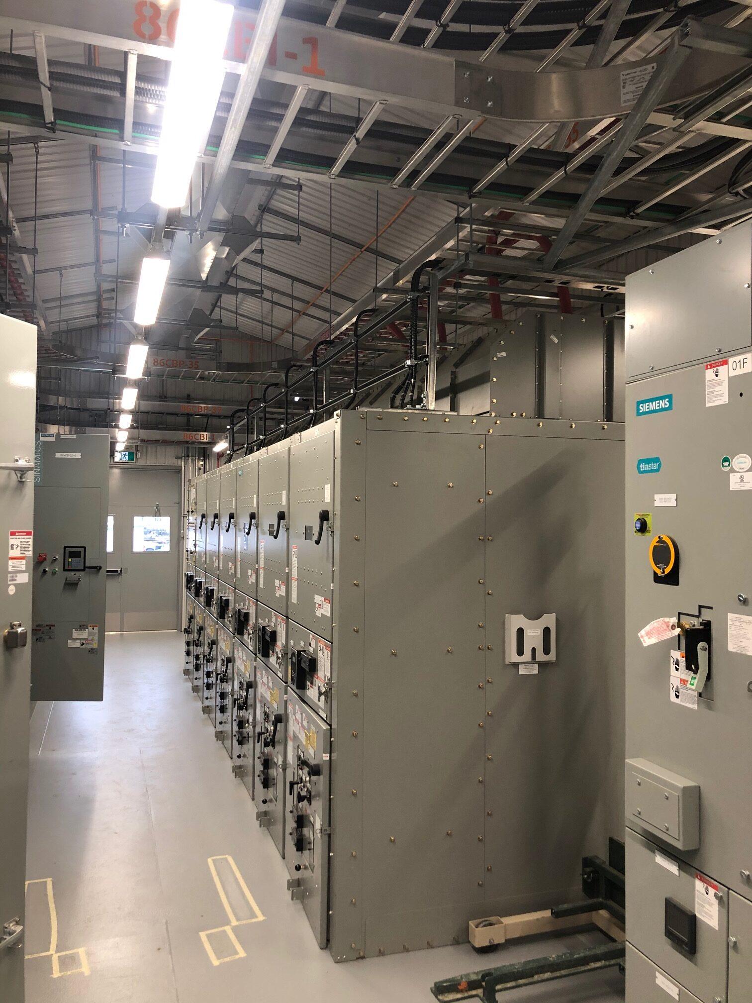 Suncor/Siemens – Nisku
